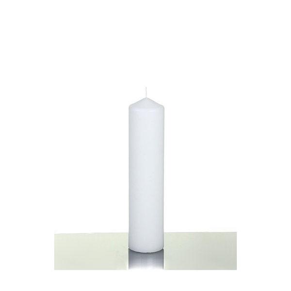 свеча цилиндр высотой 23 см