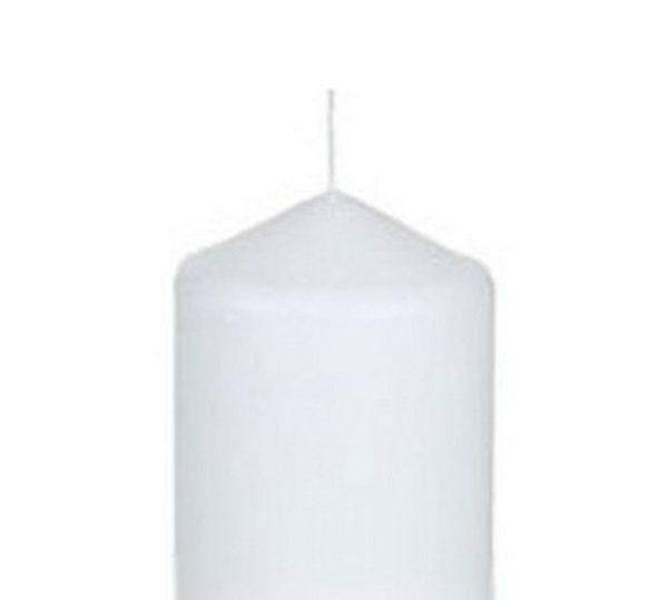 свеча с конусным верхом