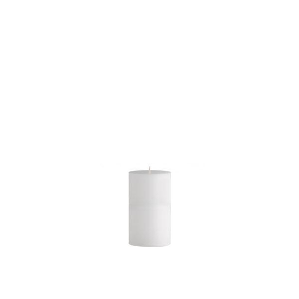 свеча цилиндр с плоским верхом высотой 8 см