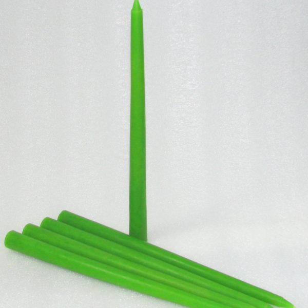 зеленая свеча античная