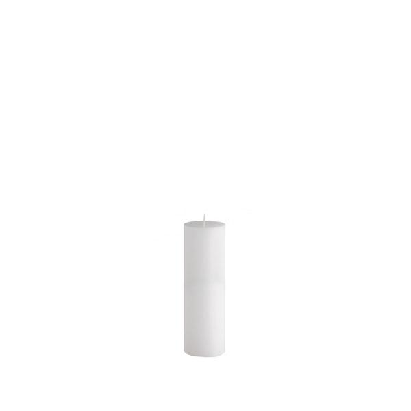 свеча цилиндр с плоским верхом высотой 13 см