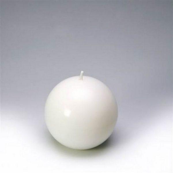 свеча шар