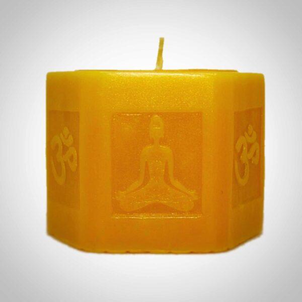 Свеча Манипура. Третья чакра
