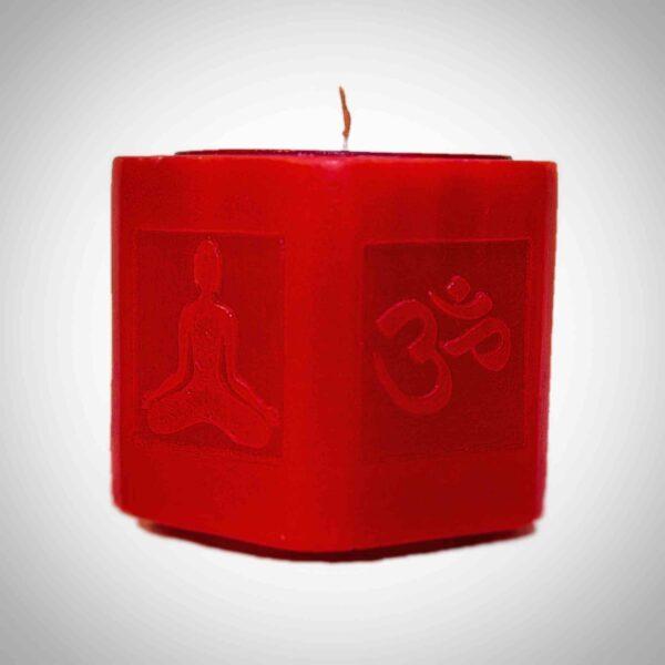 Муладхара. Свеча для медитации