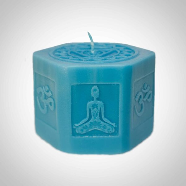 Вишудха-пятая чакровая свеча