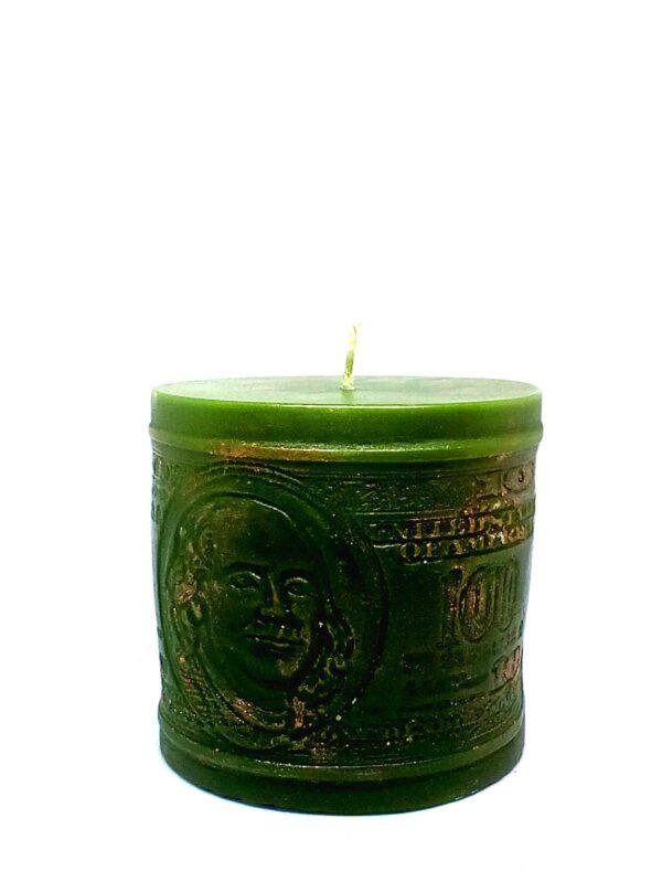 свеча сто долларов